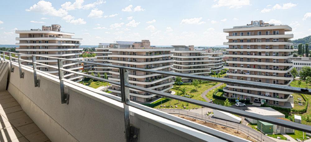 Immobilienprojekt Green City Living